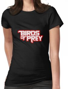 Bird of prey Womens Fitted T-Shirt