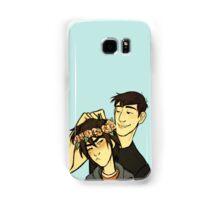 Flower Crown Samsung Galaxy Case/Skin