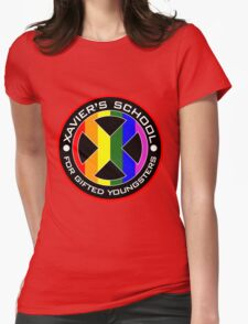 X Men Logo Womens Fitted T-Shirt