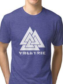 Valkyrie geek funny nerd Tri-blend T-Shirt
