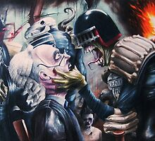 The Dark Judges by Will Pleydon