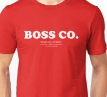Boss Co. Unisex T-Shirt