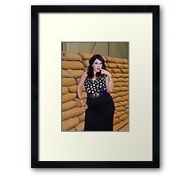 Forces Sweetheart 3 Framed Print