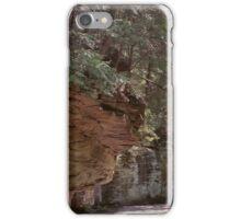 Falling Boulder Blvd iPhone Case/Skin