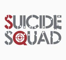 Suicide Squad Kids Tee