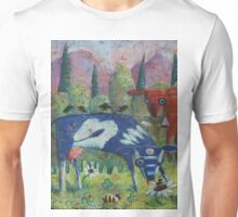 Happy Cows Unisex T-Shirt