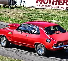 LJ GTR XU1 TORANA - DRAG SPECIAL by MIGHTY TEMPLE IMAGES