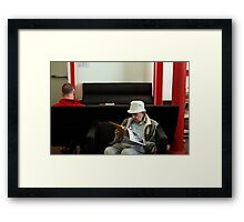 No difference Framed Print