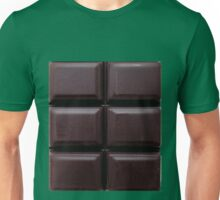 6 pack chocolate abs Unisex T-Shirt