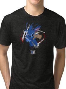 Survey Corps Stitch Tri-blend T-Shirt