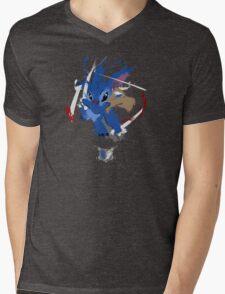 Survey Corps Stitch Mens V-Neck T-Shirt