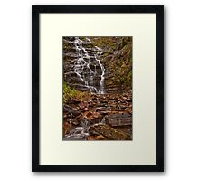 Margaret Falls Framed Print