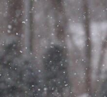 Snowfall Sticker