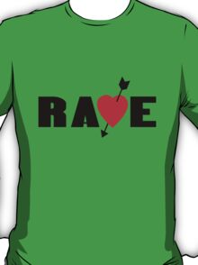 Vincents rave shirt from catherine geek funny nerd T-Shirt