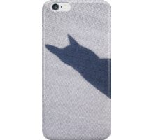 Playful Korat Kitty 003 iPhone Case/Skin