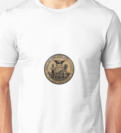 San Francisco City Seal Unisex T-Shirt