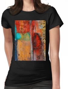 Arpeggio Womens Fitted T-Shirt