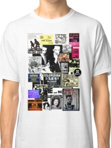 Punks are dead, not their music Classic T-Shirt