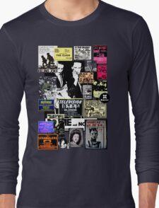 Punks are dead, not their music Long Sleeve T-Shirt