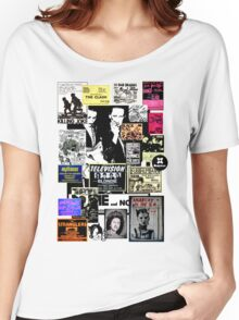 Punks are dead, not their music Women's Relaxed Fit T-Shirt