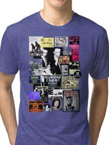 Punks are dead, not their music Tri-blend T-Shirt