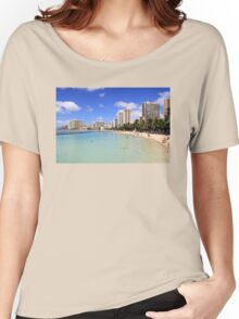 Gathering Place - Oahu Women's Relaxed Fit T-Shirt