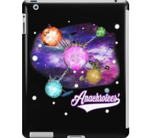 Galactic Premonition ~ Anachrotees' Design iPad Case/Skin
