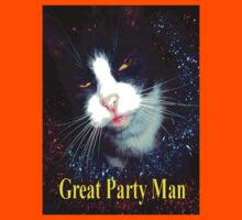 great Party Man  by Dawn B Davies-McIninch