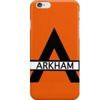 Batman : Arkham Asylum iPhone Case/Skin