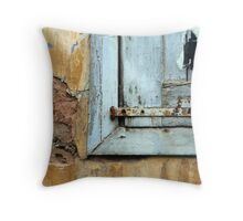Typology Throw Pillow