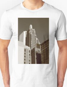 Chicago Skyscrapers Unisex T-Shirt