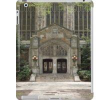 Ann Arbor Michigan Architecture iPad Case/Skin