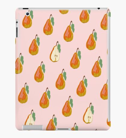 Sweet pear iPad Case/Skin