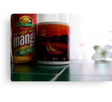 Mango Juice   Canvas Print