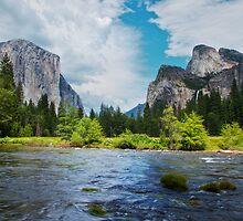 A North America Summer by Karl Lindsay