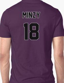 2NE1 Minzy Jersey Unisex T-Shirt