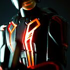 Tron Sentry  by Fanboy30