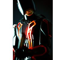 Tron Sentry  Photographic Print