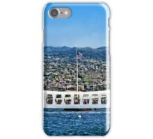 USS Arizona Memorial iPhone Case/Skin
