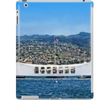 USS Arizona Memorial iPad Case/Skin