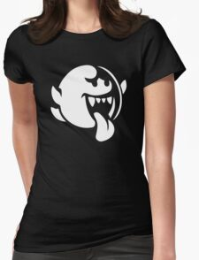 BOO! Womens Fitted T-Shirt