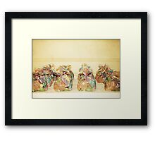 goodies Framed Print