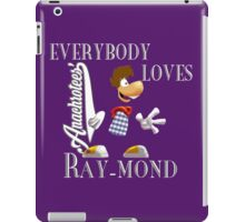 Everybody Loves Ray-mond ~ Anachrotees Design iPad Case/Skin