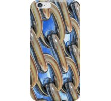 disc golf chains iPhone Case/Skin