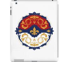 Ornate Pokeball iPad Case/Skin