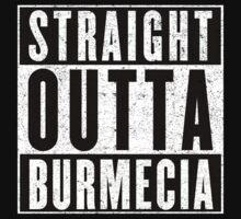 Burmecia Represent! by tuliptreetees