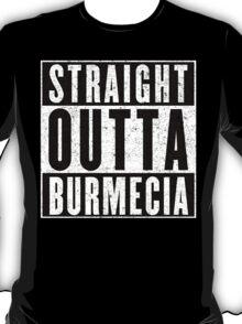Burmecia Represent! T-Shirt