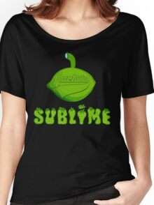 Sublime Design ~ Anachrotees Design Women's Relaxed Fit T-Shirt