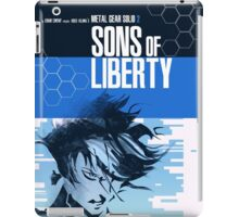 Liberty - Metal Gear  iPad Case/Skin
