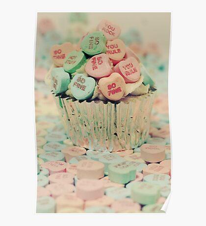 _Love Cupcake Poster